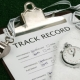 Picture of a Track Record Document