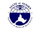 State of Alaska, Department of Health and Social Services Logo